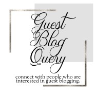 Guest Blog Query
