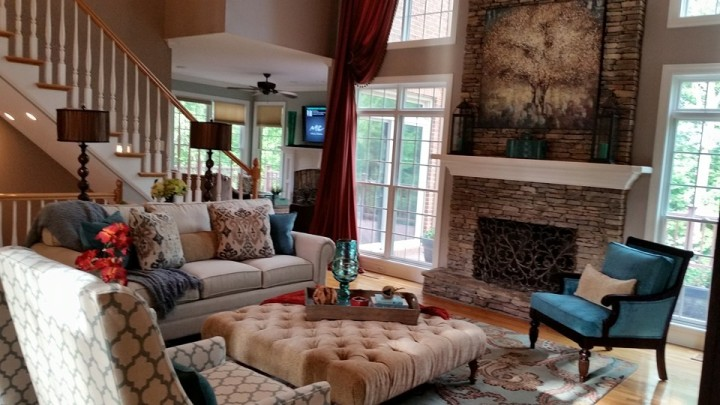 Horton Living Room
